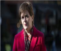 رئيسة وزراء إسكتلندا تعد باستفتاء جديد للاستقلال عن بريطانيا