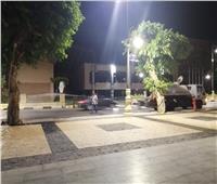 26 محضر اشغال وضبط 28 شيشة و54 محضر إزالات إدارية في حملة مكبرة بالأقصر