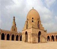 السيطرة على حريق محدود نشب خلف مسجد أحمد ابن طولون