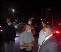 تحرير 12 محضرًا في حملة مكبرة لضبط المخالفين لمواعيد الغلق بالإسماعيلية