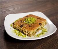حلويات رمضان | كنافة بـ «القرفة والمكسرات»