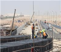 مسئولو الإسكان يتفقدون مشروع تقاطع 8 «كوبري، نفق» بمدينة 6 أكتوبر