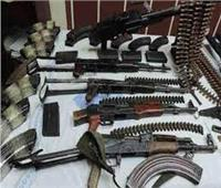 ضبط 176 قطعة سلاح و202 قضية مخدرات خلال 24 ساعة