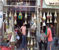 «الفانوس الفاطمي» أشهر معالم شهر رمضان بالفيوم