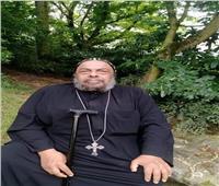 البابا تواضروس ينعي القمص صرابامون الشايب