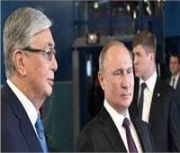 رئيسا روسيا وكازاخستان يبحثان التعاون في مكافحة «كورونا»
