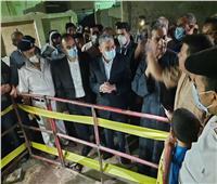 بعد مصرع وإصابة 14 شخصا.. قرية «صفانية» في المنيا تتشح بالسواد
