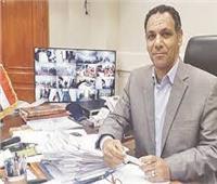 رئيس جهاز مدينة بدر: حملات مستمرة لضبط المخالفين لقرارات مكافحة كورونا