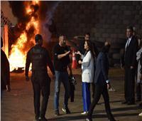 نور اللبنانية تدفع ماجد المصري لارتكاب حادث جديد في «خمس نجوم»