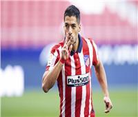 سواريز يقود هجوم أتليتكو في مواجهة برشلونة