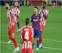بث مباشر | مباراة برشلونة وأتلتيكو مدريد في الدوري الإسباني