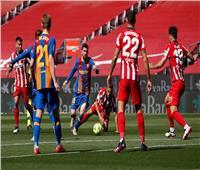 الشوط الأول | تعادل سلبي بين برشلونة وأتليتكو.. فيديو