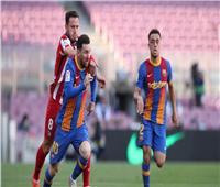 يمنحان الفرصة لـ«لريال».. تعادل مخيب للآمال «برشلونة وأتليتكو مدريد»