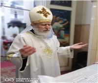 البابا تواضروس ينعى وفاة كاهن من إيبارشية ديروط