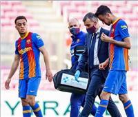 برشلونة يعلن تشخيص إصابة بوسكيتس