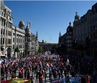 الآلاف يتظاهرون في بورتو ضد القمة الاجتماعية للاتحاد الأوروبي