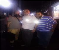 ننشر أول صورة لرجل الأعمال أشرف السعد بعد الإفراج عنه من النيابة