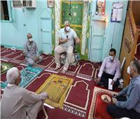 إغلاق مسجدي الإستقامة وإبراهيم الدسوقي بالخارجة لمدة يومين