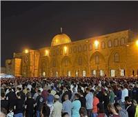رغم قمع الاحتلال.. 90 ألف مصل بالمسجد الأقصى في ليلة القدر