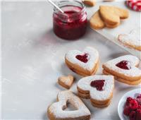 حلويات العيد | «سابليه» بمربى الفراولة