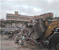 القليوبية تستعد لإطلاق مبادرة «الجمع المنزلي» لمواجهة أزمة القمامة