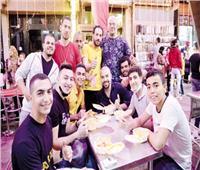 سهرات رمضان تتحدى «كورونا»