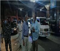 محافظ القليوبية: تحرير 377 مخالفة ارتداء كمامةوغلق 34 مقهى