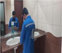 مياه الدقهلية: تركيب 5600 قطعة موفرة بمساجد وكنائس المحافظة