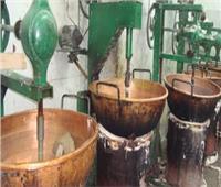 ضبط مصنع حلويات بداخله مستلزمات تصنيع مجهولة المصدر في الإسكندرية