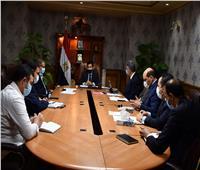 وزير الرياضة يجتمع مع مجلس إدارة المنظمة المصرية لمكافحة المنشطات