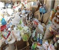 تحرير 211 مخالفة صحية لمنشآت.. وإعدام 953 كجم أغذية بالمنيا