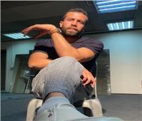 يوسف الاشقر: سعيد بتعاوني مع أبطال مسلسل «ملوك الجدعنة»