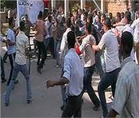 مشاجرة بين 14 شخصا بسبب خلافات مالية بين شقيقتان في المنصورة