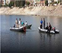 الإنقاذ النهري ينتشل جثة عامل بترعة اليومية بالدقهلية