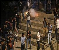 اندلاع مواجهات بين فلسطينيين والاحتلال في منطقة باب الساهرة بالقدس