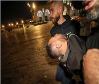 الهلال الأحمر: إصابة 14 فلسطينيا في القدس خلال مواجهات مع الاحتلال