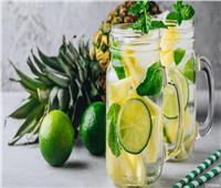 فوائد مذهلة لعصير «ماء الديتوكس».. تعرف على طريقة تحضيره