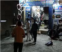 تحرير 27 محضر مخالفة لقرار مواعيد الغلق في البحيرة