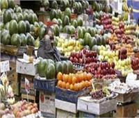 أسعار الفاكهة في سوق العبور اليوم 28 رمضان