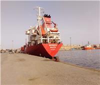 اقتصادية قناة السويس: شحن 4 آلاف طن صودا كاوية من ميناء غرب بورسعيد