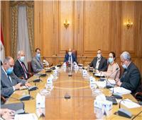 وزير الإنتاج الحربييتابع الخطط الاستثمارية والبحثية لعدد من الشركات التابعة
