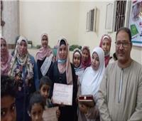 حفل لتكريم حفظة القرآن الكريم بJ«مدينة الطود» جنوب الأقصر