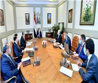 الرئيس السيسي يعرب عن تقديره لجهود القطاع المصرفي في دعم مسيرة التنمية
