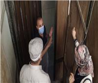 «صحة الغربية» لجان مرور لمراجعة مخازن الأكسجين بالمستشفيات