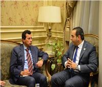 «صبحي» يزور بورسعيد غدًا للبدء في إجراءات إنشاء ستاد «المصري»