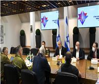 «نتنياهو» يجري مشاورات مع قادة الجيش والمخابرات حول الوضع في غزة