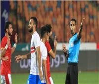 مجاهد:راضٍ عن آداء أمين عمر وأنتظر تقرير مراقب المباراة حول «شيكابالا»