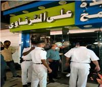 أحياء القاهرة تواجه مخالفي قرارات الغلق بالحملات المكثفة والتشميع