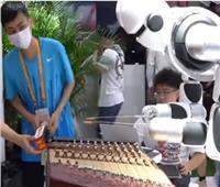 مُدرس الموسيقى المستقبلي في الصين «روبوت» | فيديو