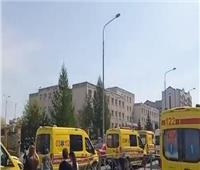 إطلاق نار في مدرسة ثانوية بروسيا ومقتل 9 أشخاص